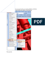 Create Naviswork File From PDMS