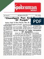 The Spokesman Weekly Vol. 29 No. 46 July 14, 1980