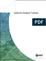 Network Analyst Tutorial