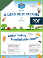 Libro Vacanze Barilla