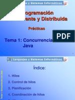Concurrencia Con Java