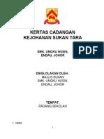 Jawatankuasa Pengelola Sukan Tara 2013