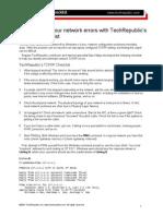 TCPIP Checklist