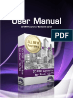 3DA PDF13 User Manual
