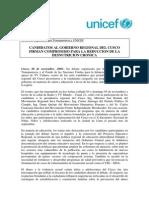 Nota de Prensa Debate Cusco