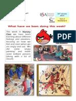 Rosemary Works Newsletter 24th January 2014