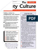 Safety Culture Leaflet