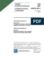 IEC 60079-30-1 2007 {ed1.0}