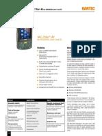 Bartec Mobile Computer Mc 75axex Datasheet