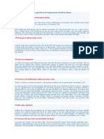a importância do dep inf
