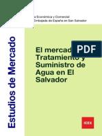 Tratamiento y Suministro de Agua en Salvador