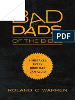 Bad Dads of the Bible by Roland Warren - sampler