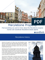 Marylebone Property Guide