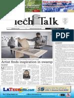 The Tech Talk 1.24.14