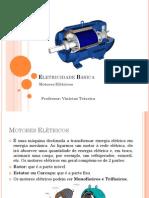 Eletricidade Basica Motores Eletricos