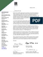 NVHR Letter Jan 6 - SOF-SMV