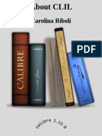 About CLIL - Carolina Riboli