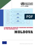 Health Financing Reforms RM E96542