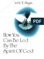 Kenneth E Hagin How to Be Led by the Holy Spirit