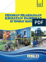 P-2 FINAL Pedoman Pelaksanaan Program Pamsimas 2013 _rev 13-9-2013__ok