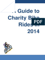 A Guide To Charity Bike Rides In 2014