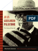 Juan Gregorio Palechor by Myriam Jimeno