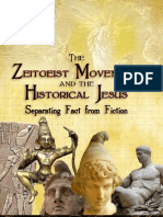 The Zeitgeist Movement and the Historical Jesus