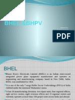 BHEL &BHPV