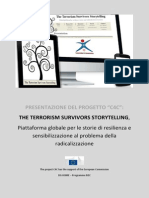 The Terrorism Survivors Storytellings (Italiano)