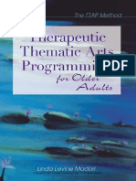Therapeutic Thematic Arts Programming for Older Adults (Levine Madori_TTAP Older Adults excerpt)