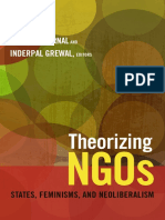 Theorizing NGOs edited by Victoria Bernal & Inderpal Grewal