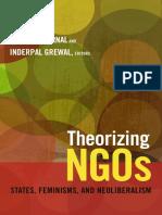 Theorizing NGOs edited by Victoria Bernal & Inderpal Grewal