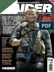 Raider Cover Volume 6 Issue 11