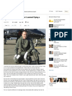 3 Vital Leadership Lessons I Learned Flying a Fighter Jet | LinkedIn