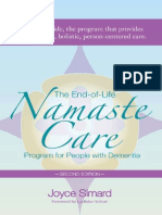 The End-of-Life Namaste Care Program for People with Dementia, Second Edition (Simard 2e Excerpt)