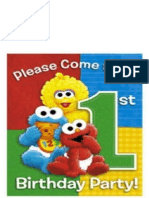 Tarea 16 de Agosto y Elmo