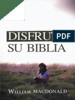 Spanish-Disfrute Su Biblia 2011