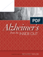 Alzheimer's from the Inside Out (Taylor Excerpt)