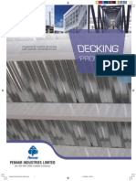 Pennar Decking Profile