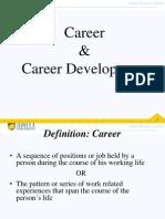 Career Development 1