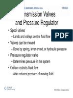 Transmission Valves