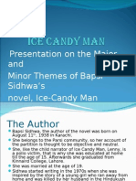 Ice Candy Man Presentation