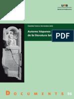 Letiratura latina clásica