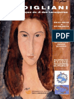 Cartaz Modigliani 2