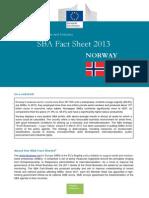 Norway's Economy