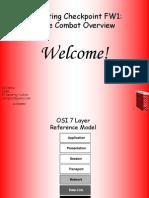 Checkpoint Firewall Presentation