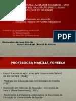POLÍTICAS PÚBLICAS PARA A QUALIDADE DA EDUCAÇÃO BRASILEIRA
