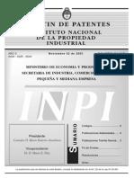 patentes soya desaborización