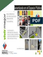 accesibilidad garantizaad del espacio publico