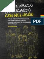 Aprendiendo y Educando Con Inclusion